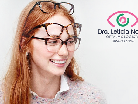 Qual a diferença entre miopia, hipermetropia, presbiopia e astigmatismo?