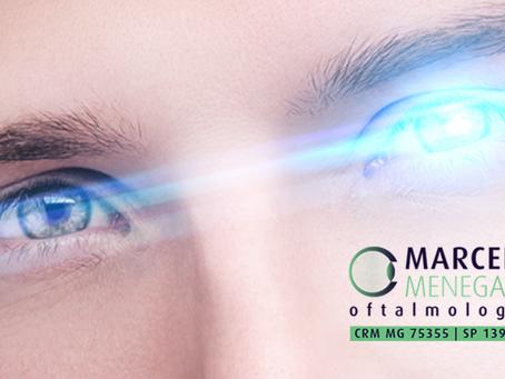A cirurgia a laser causa problemas na retina?