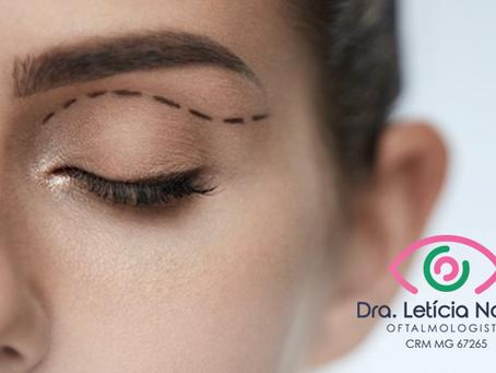 Quando você deve fazer uma plástica ocular?