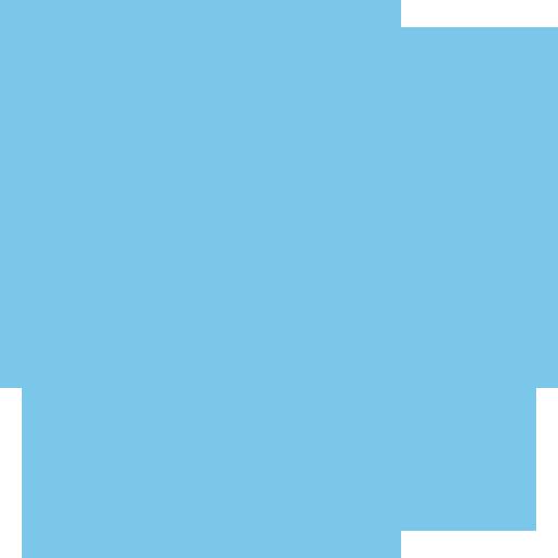 Facebook - Azul