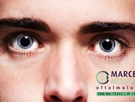 Por que sua pupila dilata em situações fortes de estresse?