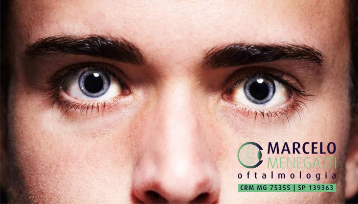 dilatação da pupila