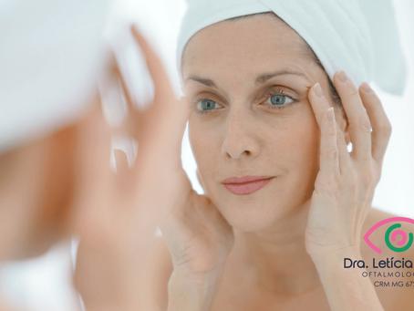 Como um oftalmologista pode trazer mais beleza para seu rosto?