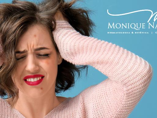 Sabia que há forte relação entre sua pele e sua saúde mental?