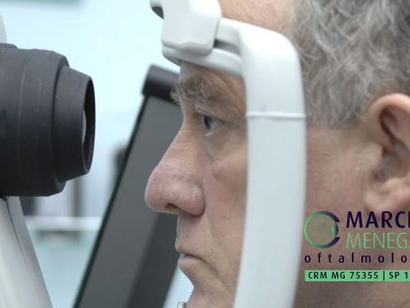 Como é possível saber se há degeneração da visão em idosos? Entenda o que é Retinografia e Angiofluo