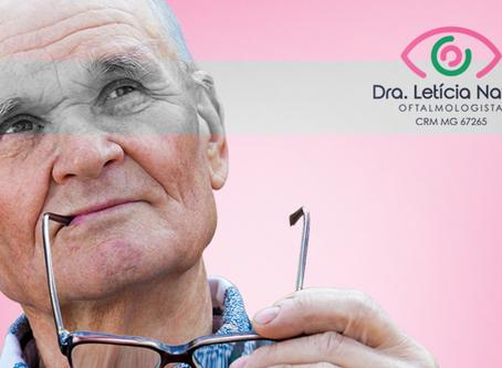Como tratar problemas de visão causados pela diabetes?