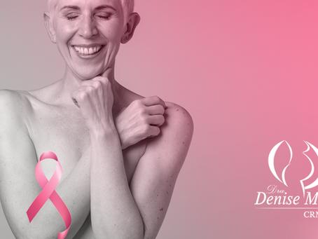 OUTUBRO ROSA: câncer de mama x terapia de reposição hormonal
