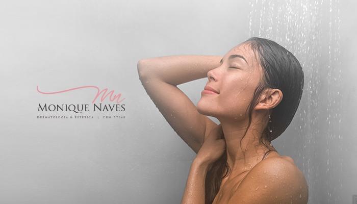 Dicas de banho no inverno: como evitar o aspecto seco da pele