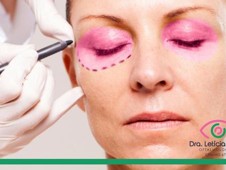 Cirurgia Plástica nas pálpebras: como funciona?