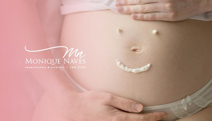 Futuras mamães: de olho no rótulo dos produtos de skincare!
