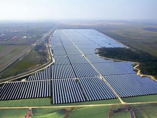 Maior usina solar de energia solar na América Latina