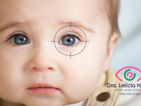 Doenças da órbita ocular em crianças | Entenda melhor