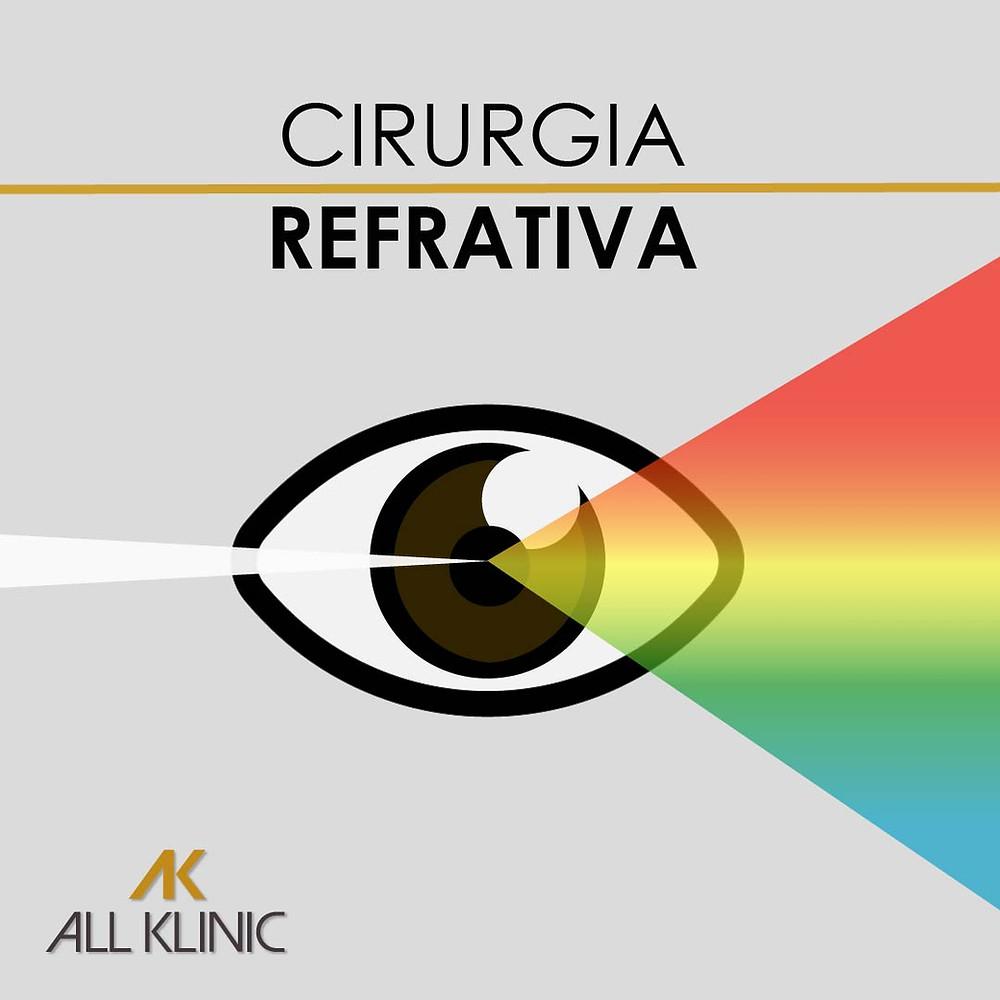 cirurgia refrativa