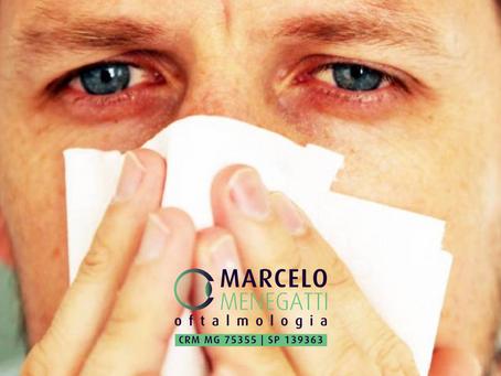 10 dicas para evitar as alergias oculares