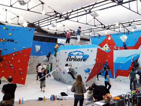 Les salles d'escalade Arkose visent les sommets européens