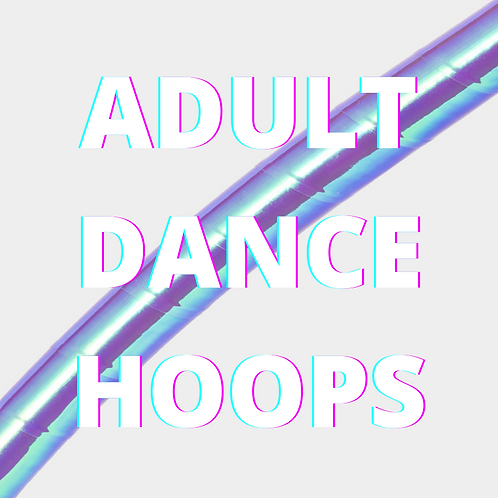 Adult Dance Hoops