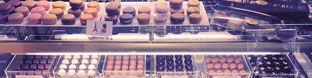 Macarons and Chocolate