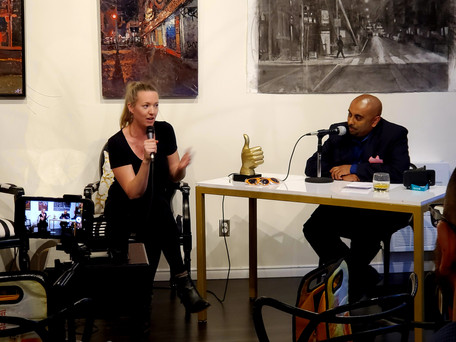 Studio Night Live with Artist Aisling McKeown