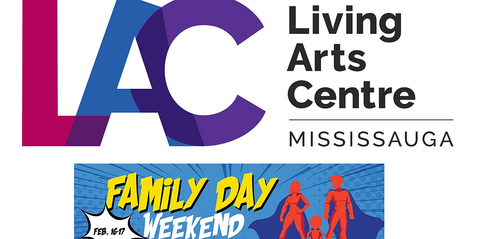 Family Day at Living Arts Centre