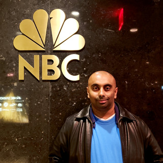 Visiting NBC on a Saturday Night