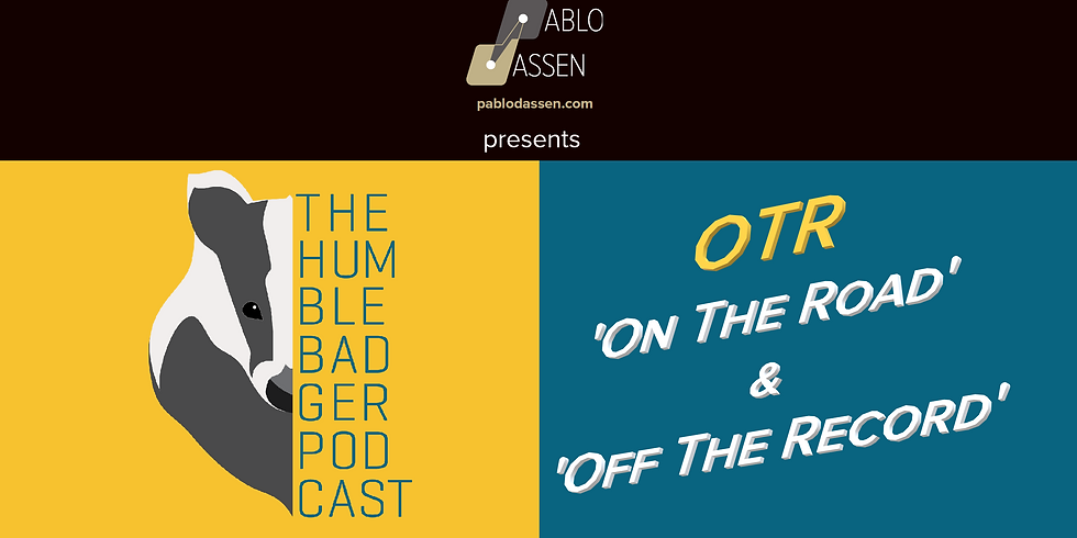 The Humble Badger Podcast OTR