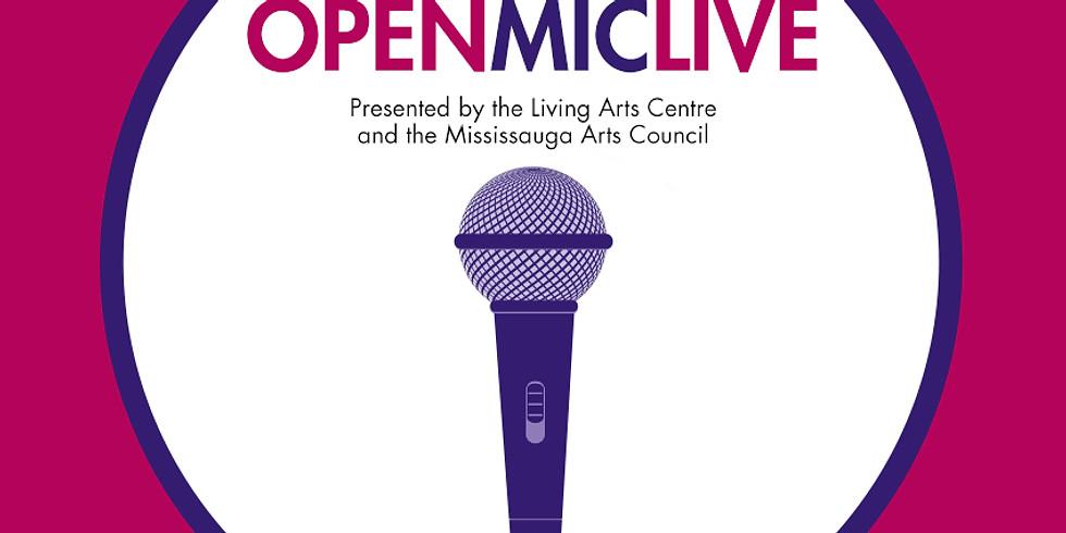 Open Mic LIVE