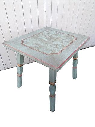 Anno 1700, altblau, Tisch