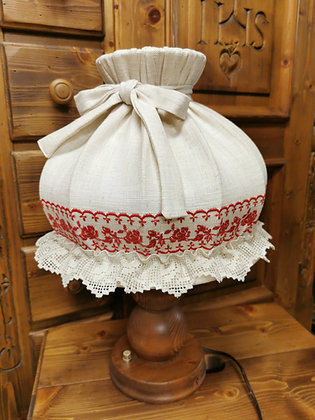 Anno 1600, Lampe, rot-weiß