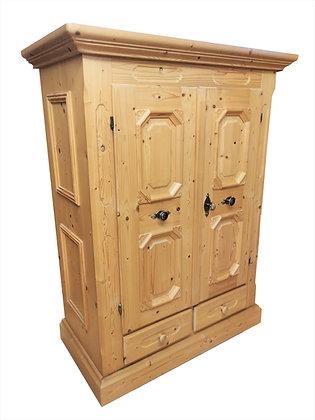 Anno 1800, Gold, Bauernschrank, 2 Türen, 2 Schubladen