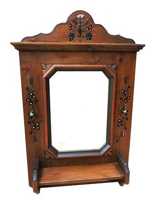 Anno 1700, braun antik, Spiegel