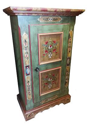 Anno 1800, Schrank, altgrün, 1 Tür