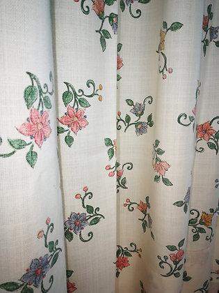 Vorhang, 140 cm breit x 200 cm hoch