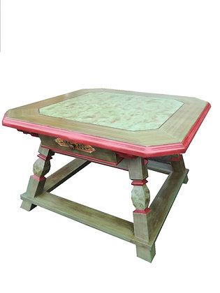 Anno 1800, altgrün, Tisch mit Steg