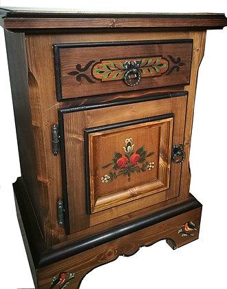 Anno 1800, braun antik, Nachtschrank