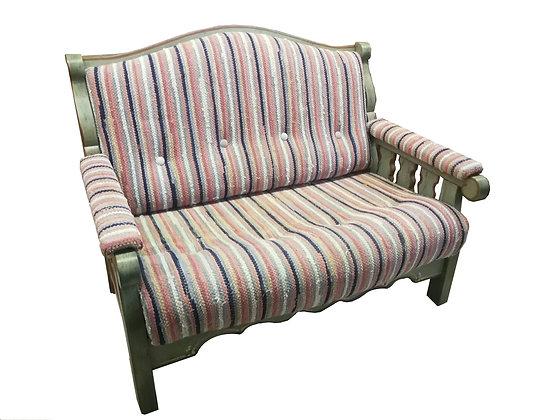 Anno 1700, altblau, Sofa, 2 Sitzer
