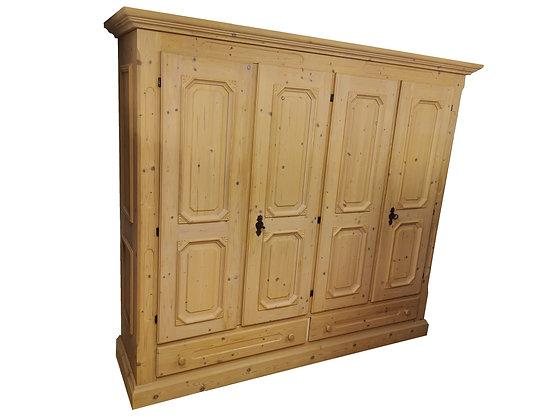 Anno 1900, Bauernschrank, 4 Türen