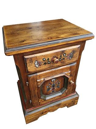 Anno 1700, braun antik, Nachttisch