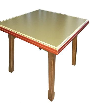 Tisch, altgrün