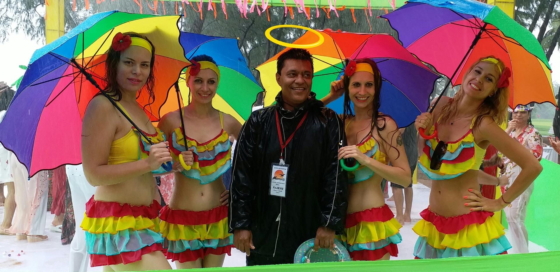 Hot Rain Dancers