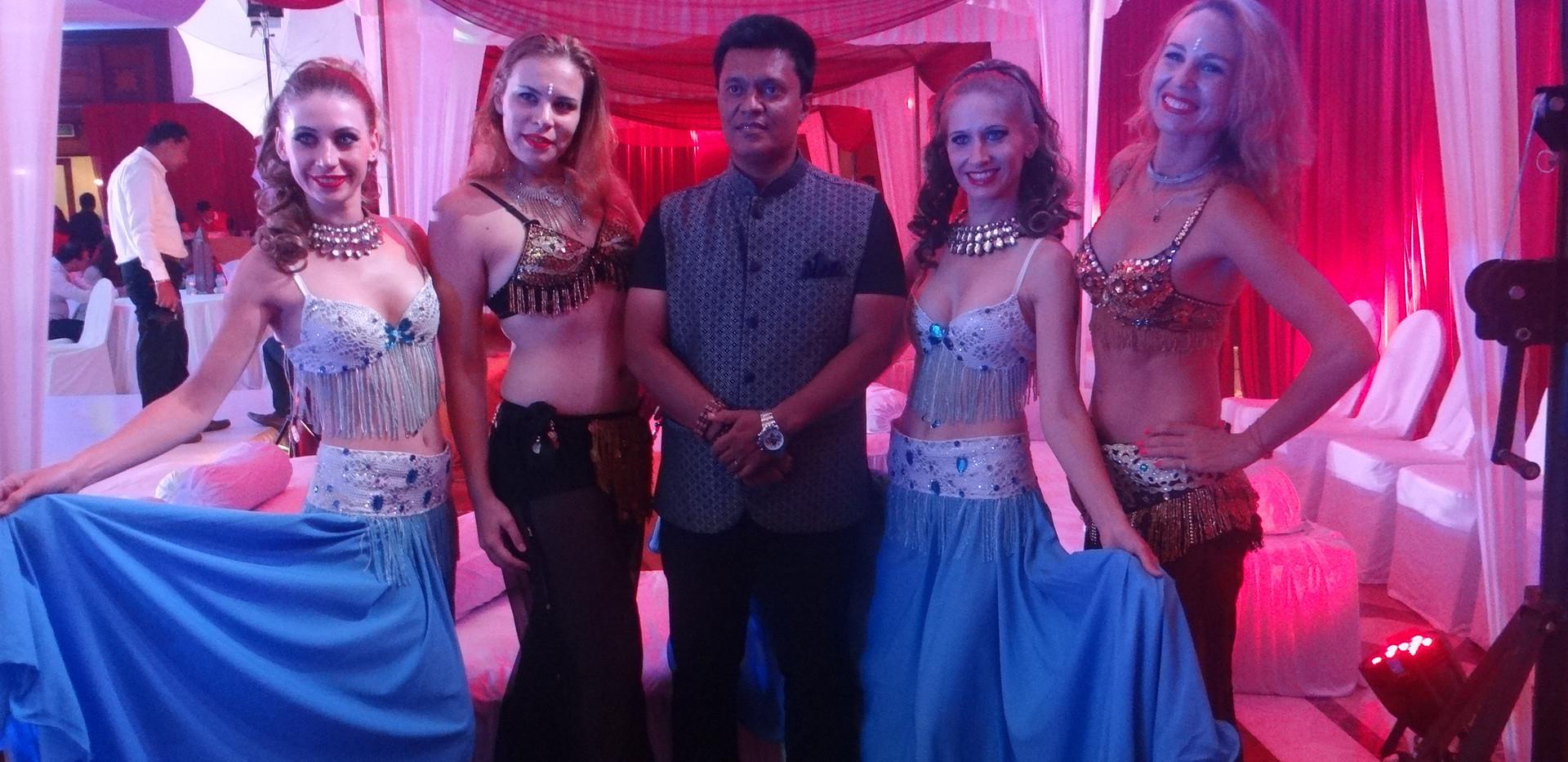 Russian Belly dancers