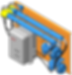 система подогрева промылленных двигателей