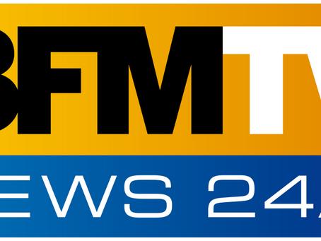 Reportage BFM TV, Finale Départementale Silver GEEK