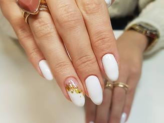 White&Gold elegance