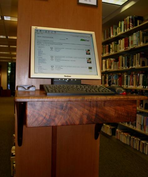 computer module:walnut
