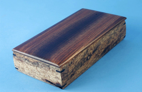 acacia w/ unknown wood top
