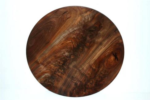 """36"""" walnut platter"""