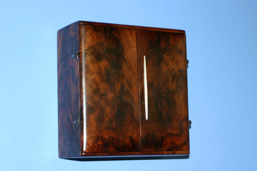 wall mount jewelry Box #1137