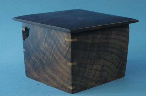 walnut small box