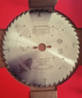 Kružne pile za drvo, PVC i aluminij