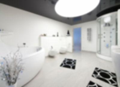 Decktec-Badezimmerdecke